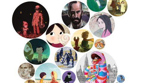 Międzynarodowy konkurs - cz. III: krótkometrażowe animacje