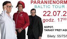 "Kabaret Paranienormalni w programie ""Baltic Tour 2017"""
