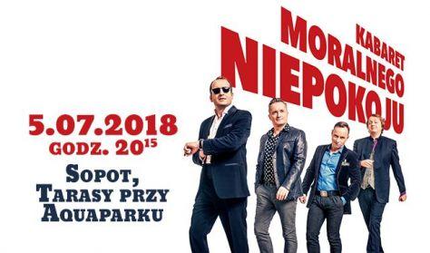 """Kabaret Moralnego Niepokoju w programie """"Maj zaczyna się we wtorek"""""""