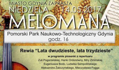"""Niedziela Melomana """"Lata dwudzieste, lata trzydzieste"""""""