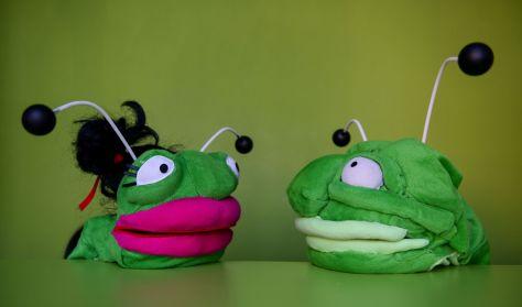 Jasiek i Małgośka, czyli uważaj robaczku
