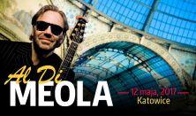 Al Di Meola w Katowicach - World Tour 2017