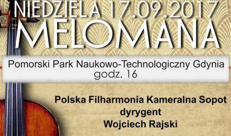 Niedziela Melomana - Polska Filharmonia Kameralna Sopot, Wojciech Rajski (dyrygent)