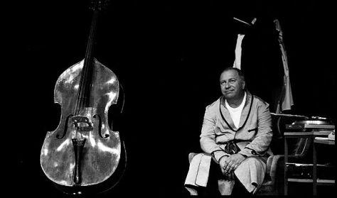 "Euro Chamber Music Festival Gdańsk - Spektakl ""Kontrabasista"" - JERZY STUHR"