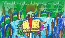 """""""Wróbelek i żabka ekologiczna kanapka""""  Adam Dzieciniak"""