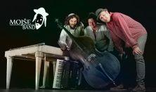 Mojše Band (SK) – koncert