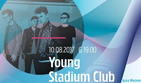 Koncerty z widokiem na świat – YOUNG STADIUM CLUB