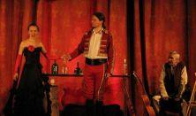 HISZPAŃSKIE OCZY - spektakl kabaretowy