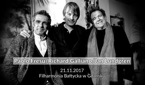 Mare Nostrum - Paolo FRESU - Richard GALLIANO - Jan LUNDGREN