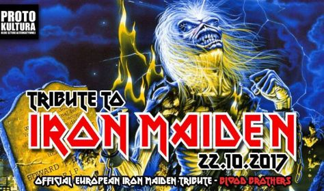 Tribute to Iron Maiden I Blood Brothers I