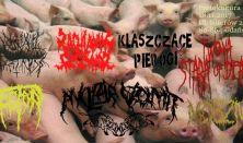 Świński FEST II - Nuclear Vomit, Fetor + MORE!