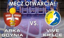 Arka Gdynia – PGE Vive Kielce