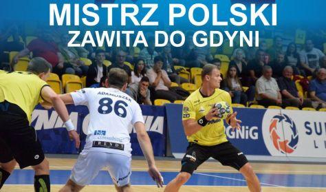 Spójnia Gdynia - Vive Kielce