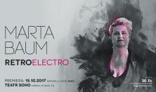 Marta Baum RETROELECTRO - koncert