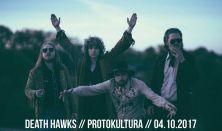 Death Hawks (FIN) // Masło // Tempest Moon // Ignu //