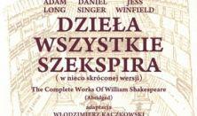 Dzieła wszystkie Szekspira w nieco skróconej wersji
