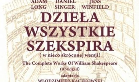 Dzieła wszystkie Szekspira (w nieco skróconej wersji)