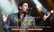 Tony Hadley perform's Spandau Ballet