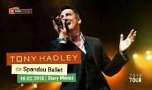 Tony Hadley ex Spandau Ballet