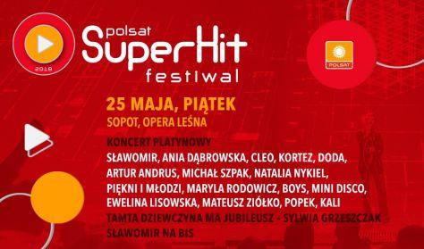 Polsat SuperHit Festiwal 2018 - Dzień 1