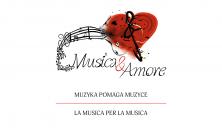 Musica & Amore - koncert charytatywny muzyki włoskiej