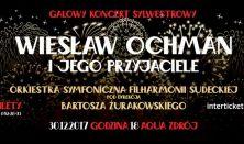"""Galowy Koncert Sylwestrowy """"Wiesław Ochman i Jego Przyjaciele"""""""