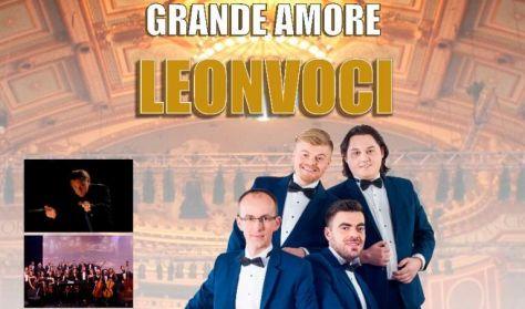 "Koncert Noworoczny kwartetu Leonvoci pt. ""Grande Amore"""