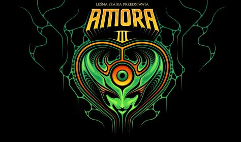 AMORA 3 - Psychedelic Trance Party