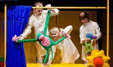AFRYKAŃSKA PRZYGODA - spektakl dla dzieci od 1 do 4 lat