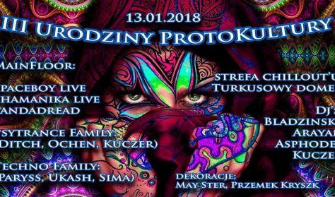III Urodziny Klubu Protokultura
