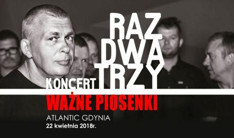 Koncert Raz Dwa Trzy
