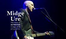 MIDGE URE the voice of Ultravox
