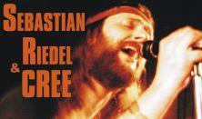 """Sebastian Riedel & Cree — koncert """"Wspomnienie o Ryszardzie Riedlu"""""""