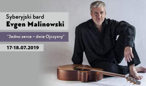 """Evgen Malinovsky – """"Jedno serce – dwie ojczyzny"""""""