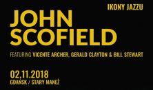 John Scofield w Gdańsku