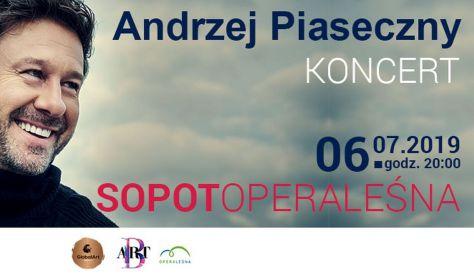 Andrzej Piaseczny - koncert