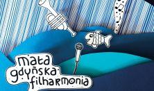 "Mała Gdyńska Filharmonia ""Akademia Pana Kleksa powraca"