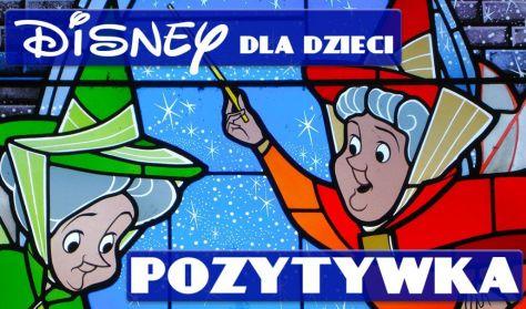 """Koncert z piosenkami Disney'a dla dzieci """"Pozytywka"""""""