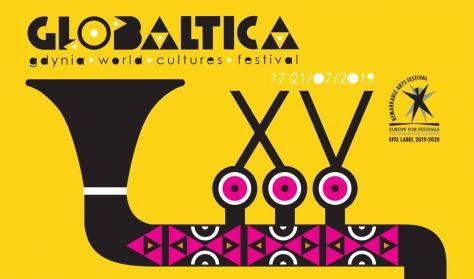 Globaltica 2019 - Karnet (koncerty 19-20 lipca, pole namiotowe 18-22 lipca)