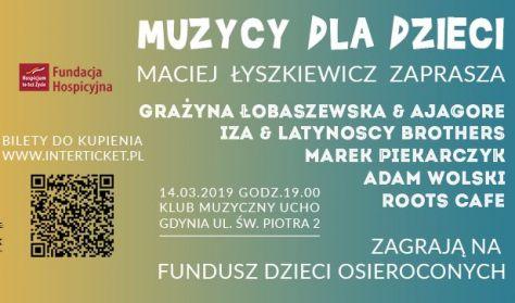 MUZYCY DLA DZIECI - Koncert na Fundusz Osieroconych Dzieci