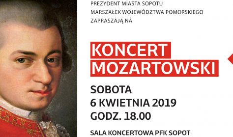 KONCERT MOZARTOWSKI