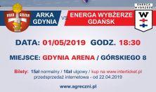 Arka Gdynia Handball - Energa Wybrzeże Gdańsk