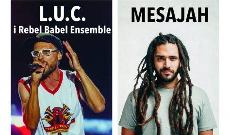 Pożegnanie Lata - Szczęśniak, Krajewski i Szumowski oraz Mesajah, L.U.C.& Rebel Babel Ensamble