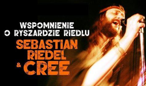 """Koncert - """"Wspomnienie o Ryszardzie Riedlu"""" Sebastian Riedel i Cree"""