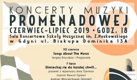 Koncert Muzyki Promenadowej - Melodie, które kochamy