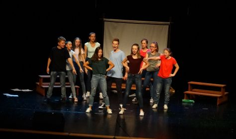 Dopalaczom mówimy – NIE! - Grupa Teatralna Lalkarze - ICTF