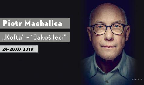 """Piotr Machalica """"Kofta"""" -– koncert"""