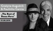 """Grażyna Auguścik & Paulinho Garcia """"The Best of Bossa Nova"""" – koncert"""