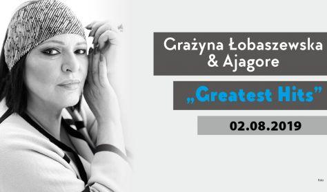 "Grażyna Łobaszewska & Ajagore ""Greatest Hits"""