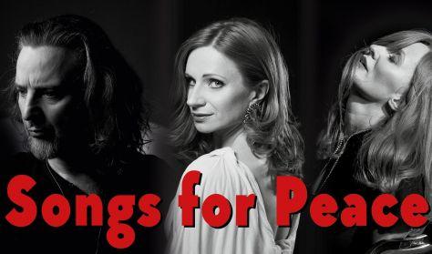 """""""Wojna/Krieg/Milhome"""" Pieśni dla pokoju/Songs for peace"""